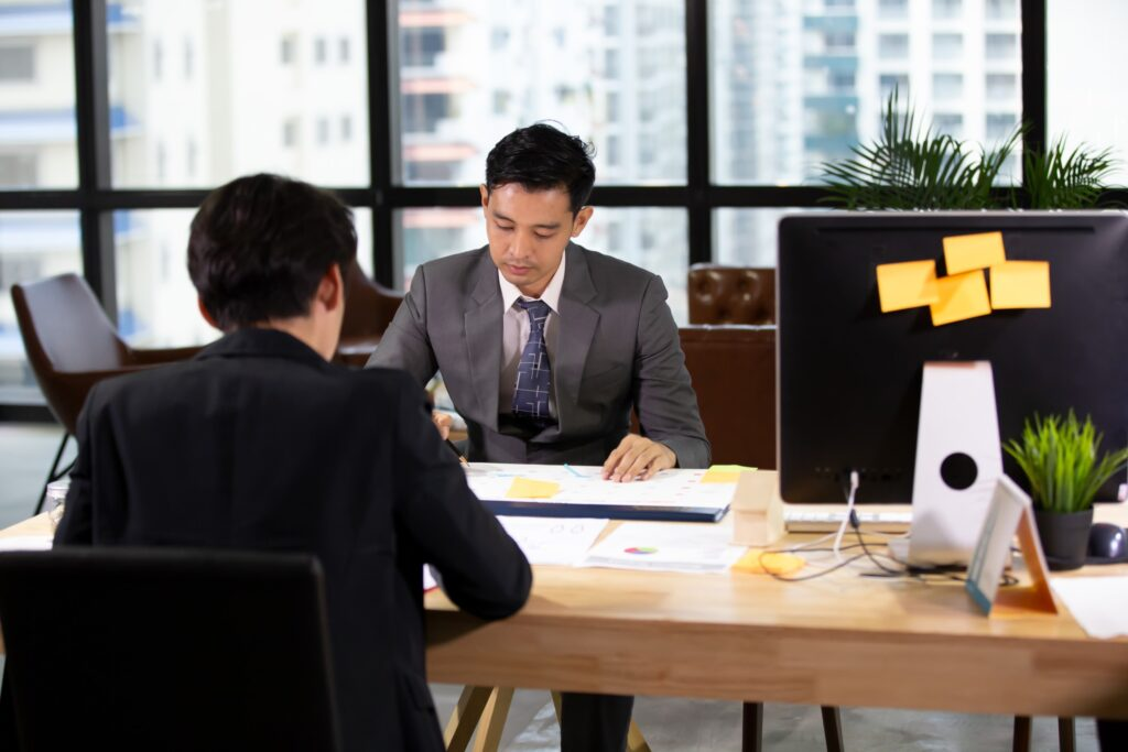 salary negotiation tips include talking to the employer and backing up the request with performance records